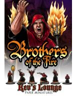 Paper Miniatures - Brothers of the Fire Thumb