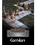 Kev's Lounge Dungeon Tiles - Corridors