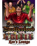 Paper Miniatures: Sacraments of the Brotherhood Thumbnail