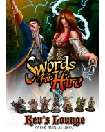 Swords for Hire Front