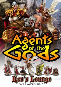 Agents of the Gods Front