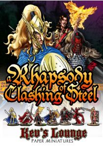 A Rhapsody of Clashing Steel Front