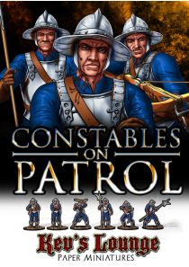 Paper Minis - Constables on Patrol Thumbnail
