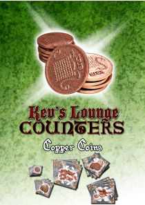 Copper Coin Tokens