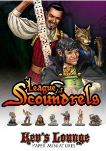 League of Scoundrels Front